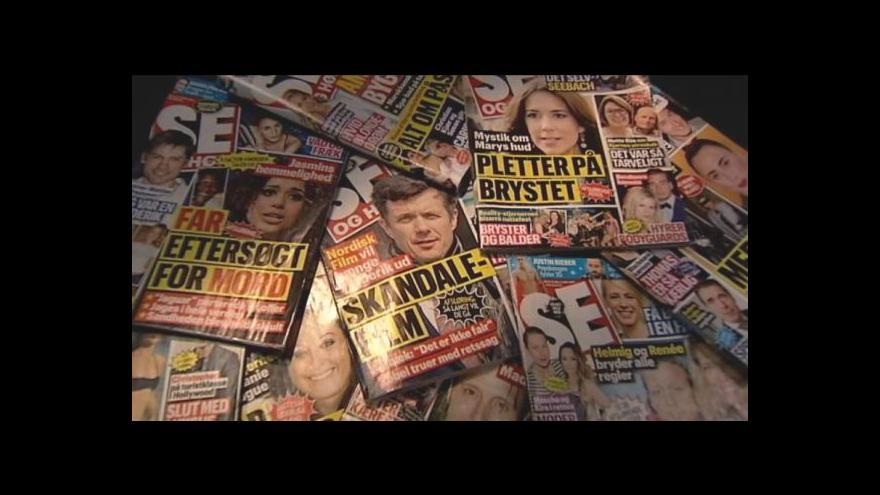 Video Horizont 24: Skandál dánského bulvárního magazínu