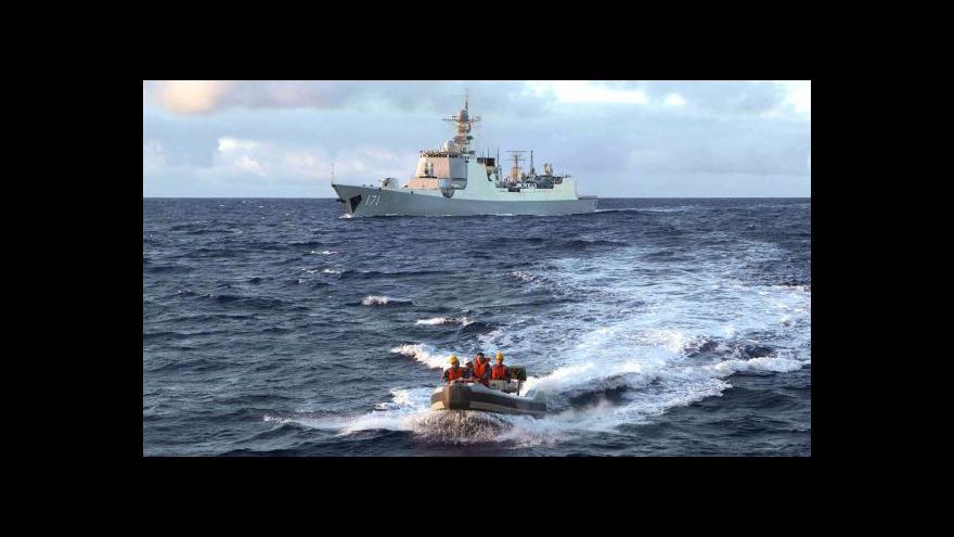Video Pátrání po zmizelém malajsijském letounu se vrací na začátek