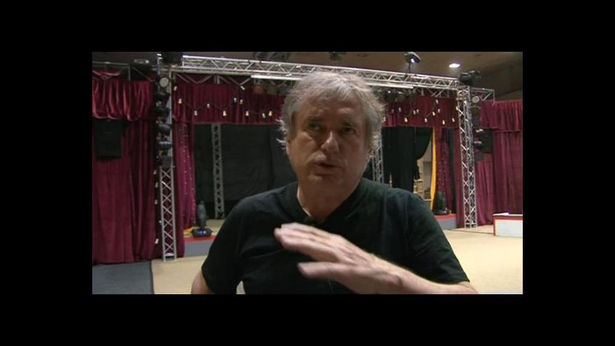 Video Režisér pořadu Rudolf Chudoba