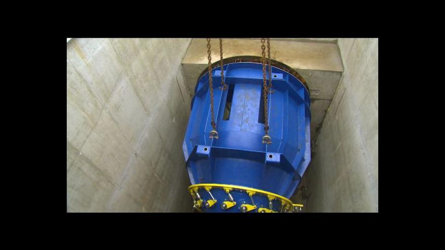 Video Malých vodních elektráren přibývá jen pomalu