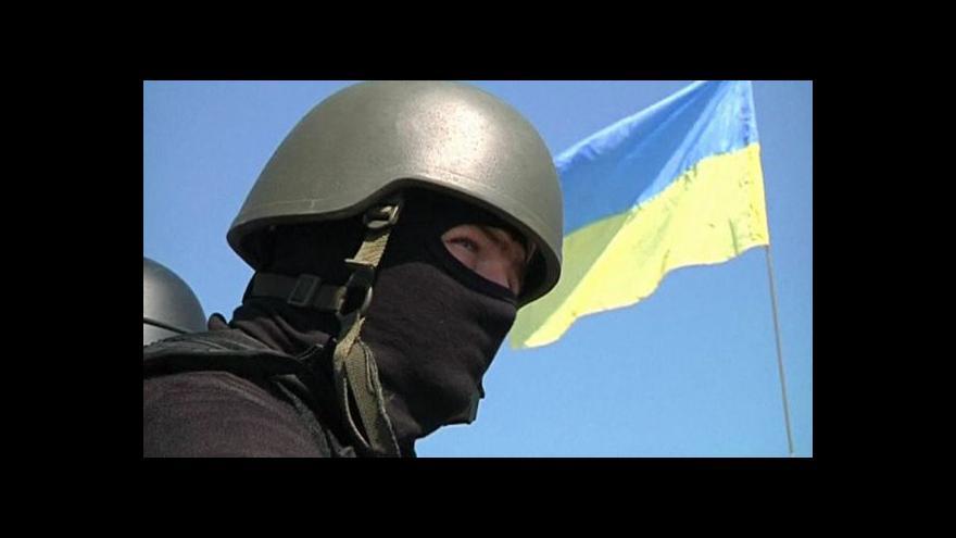 Video Na východě Ukrajiny chaos, Přerovský je doma