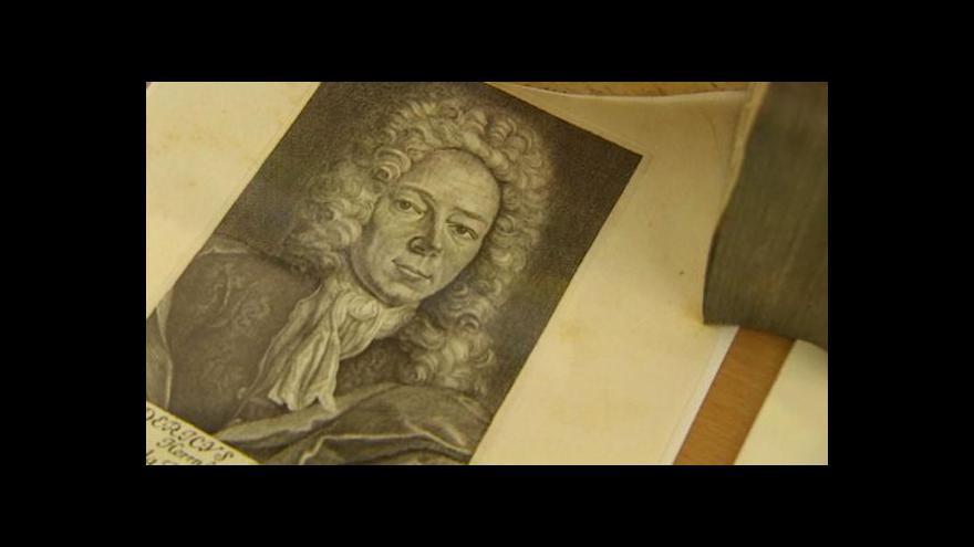 Video V Kuksu se otevřelo muzeum barokního tisku