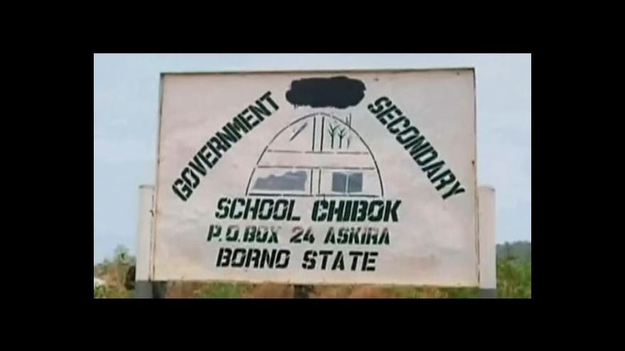 Video USA pomohou hledat unesené školačky z Nigérie