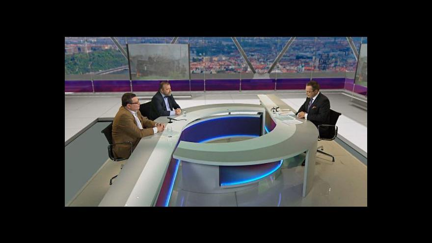Video Ukrajinská krize očima H. Kmoníčka a A. Vondry