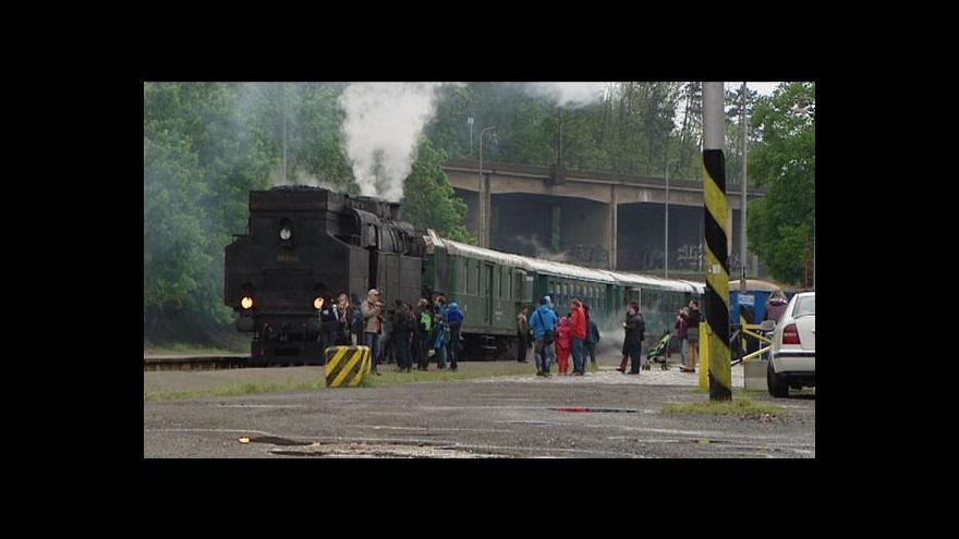 Video Podívejte se: Vlak se salonním vozem Františka Ferdinanda