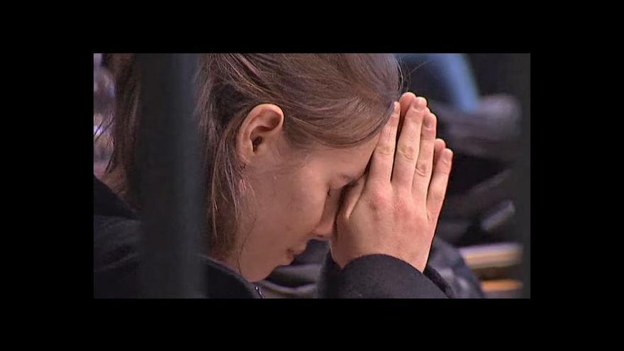 Video Amanda Knoxová nadále trvá na své nevině
