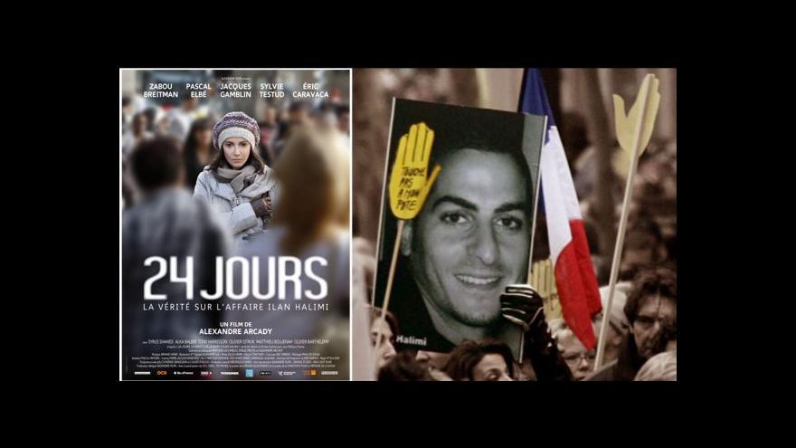Video Ve Francii měl premiéru film 24 dní