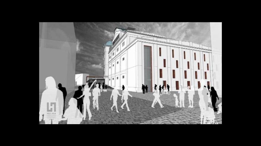 Video Rekonstrukce Světovaru v ohrožení – a s ní i město kultury