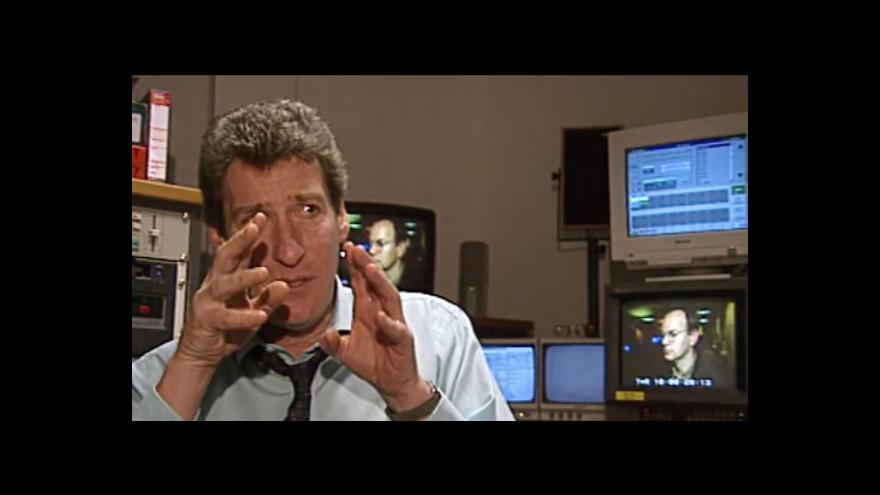 Video Jeremy Paxman končí