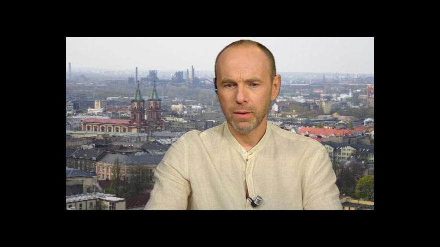 Video Radoslav Štědroň: Chceme euroústavu, která zabezpečí především  mír