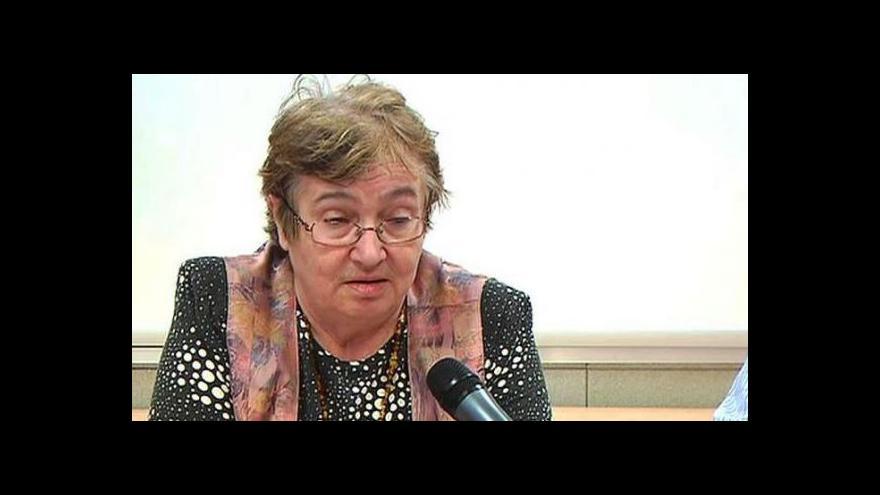 Video Petruška Šustrová: Nevím, co je na Hermanově odvolání protiprávní