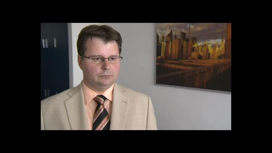 Video O práci pro Přikryla hovoří ředitel Starezu Martin Mikš (ČSSD)