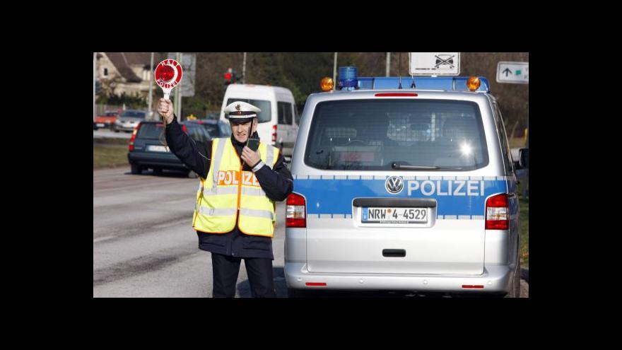 Video Vyšší pokuty pro řidiče v Německu