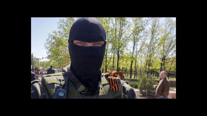 Video Fištejn: Zprávy o dění na Ukrajině jsou rozporuplné