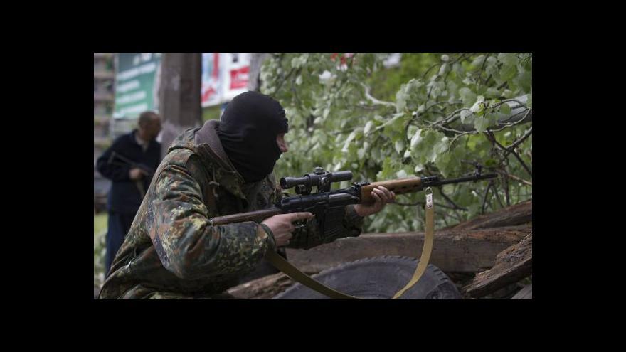 Video Soukup z HN o Ukrajině: Poprvé se dá mluvit o zátahu