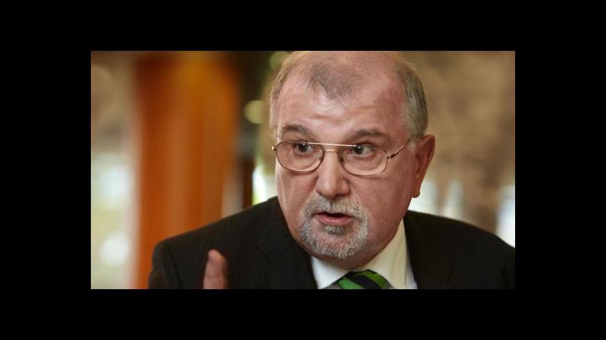 Video Hanák: Přechod k euru nebude mít žádné dramatické dopady