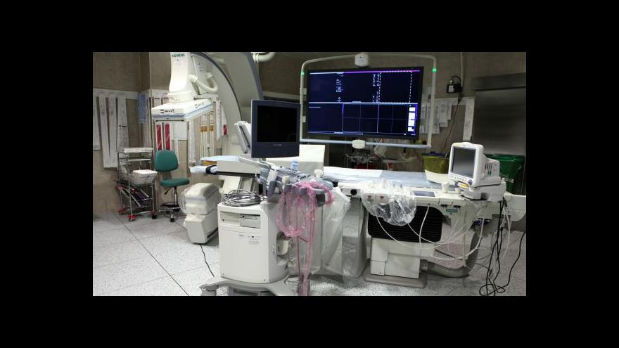 Video EK pozastavila operační program ministerstva zdravotnictví