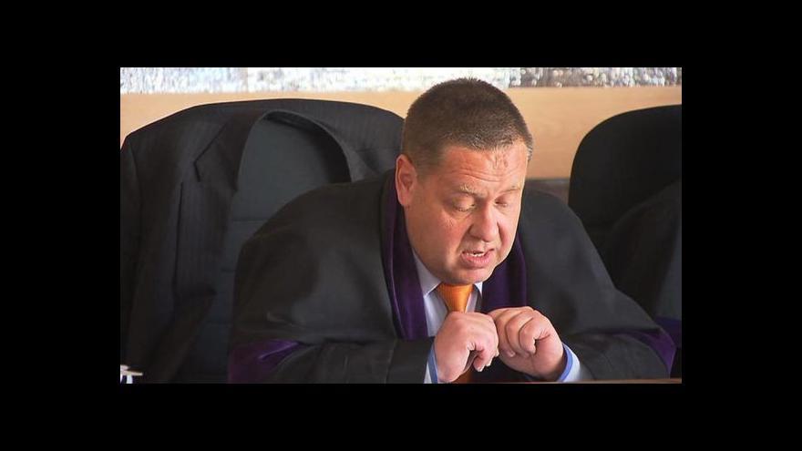 Video Rozsudek nad Romanem Janouškem