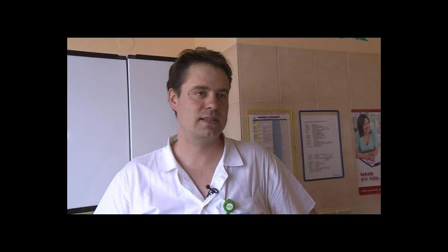 Video Lékař Ladislav Plánka o úrazech na trampolíně