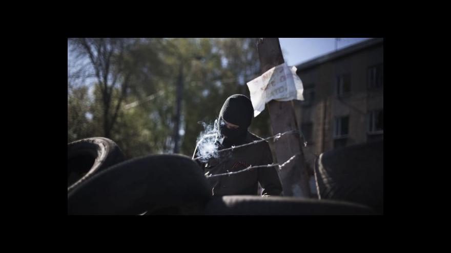 Video Dvořák: Z racionálního pohledu by Rusové zaútočit neměli