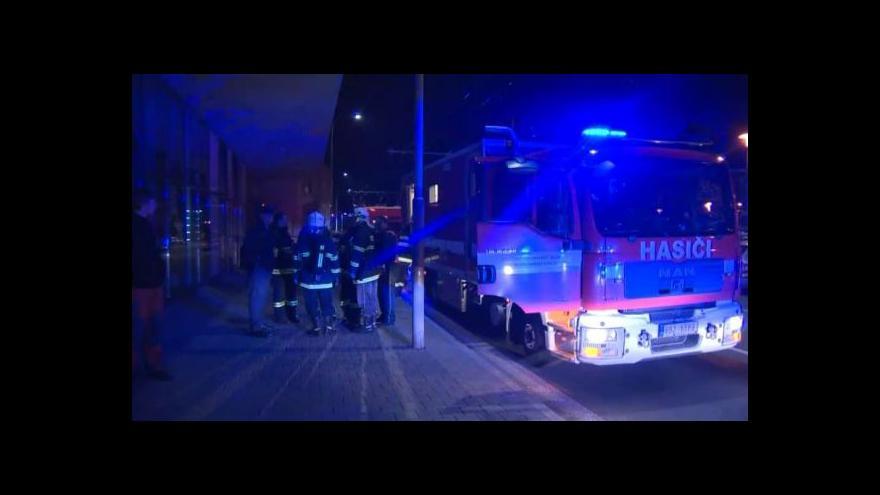 Video No comment: Noční zásah v ulici Hlinky