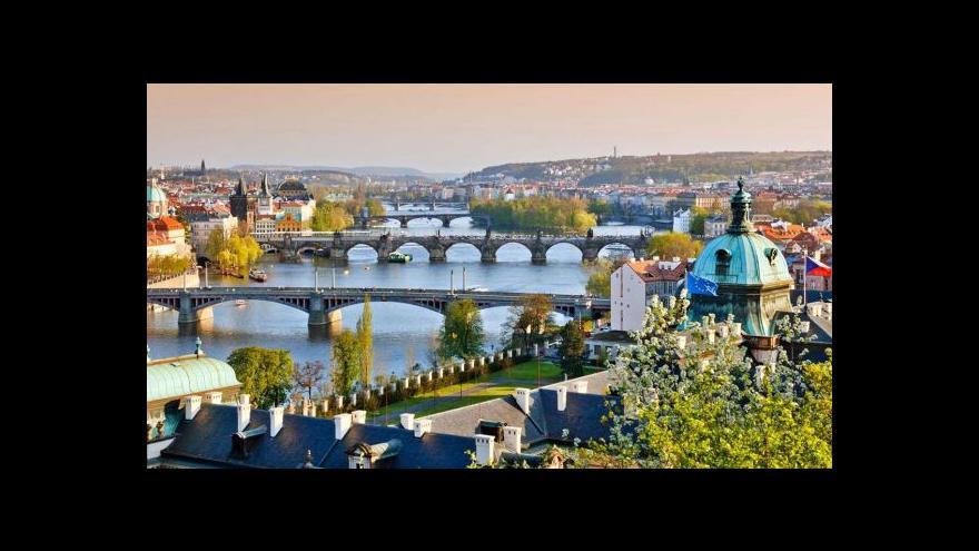 Video Česko - čínských turistů ráj?