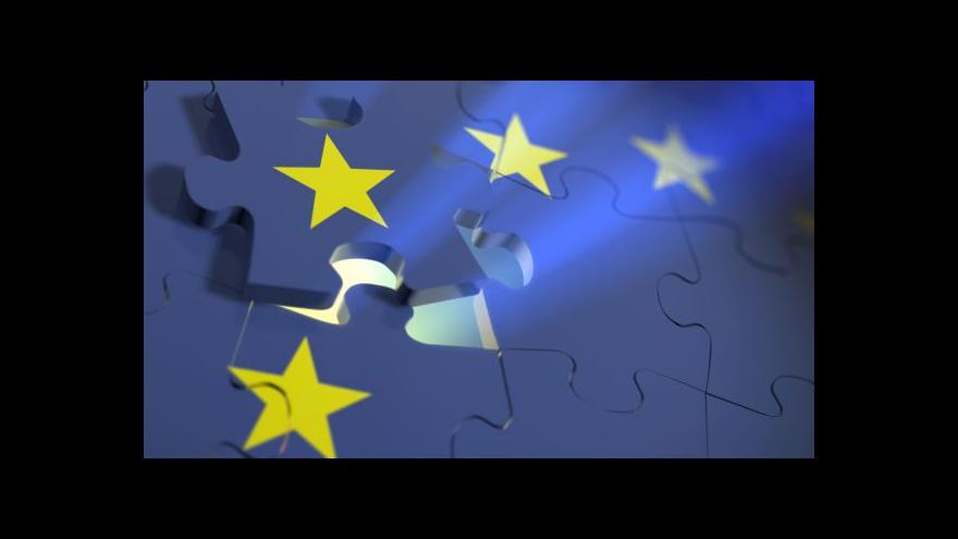 Video Speciál ČT24: Deset let Česka v EU očima ekonomů