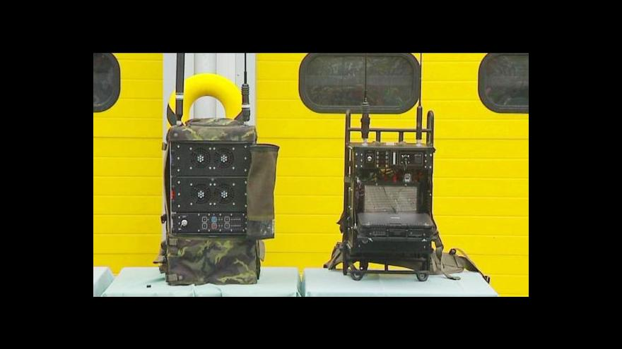 Video Přístroj sestrojili v Opavě