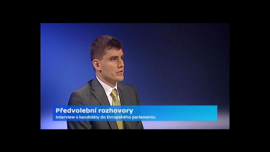 Video Rozhovor s Michalem Klusáčkem