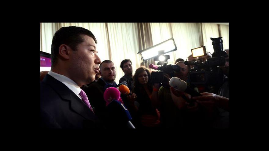 Video Okamura: Sobotka by měl kvůli OKD rezignovat