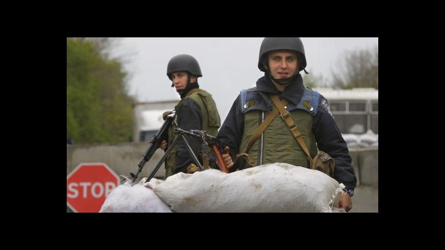 Video Pelenská: Ukrajinci se bojí, kdo bude po starostovi další oběť
