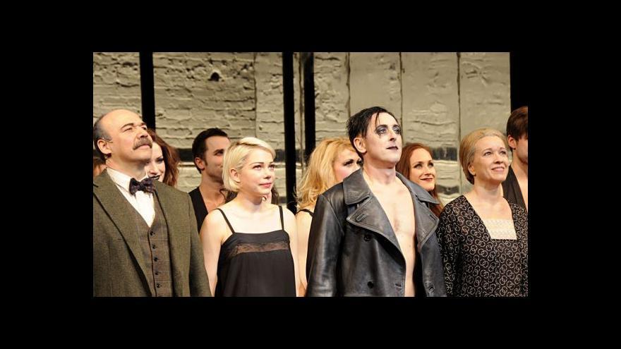 Video Na Broadway se vrací Kabaret