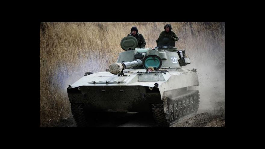 Video Rusko ukončilo manévry u hranic s Ukrajinou