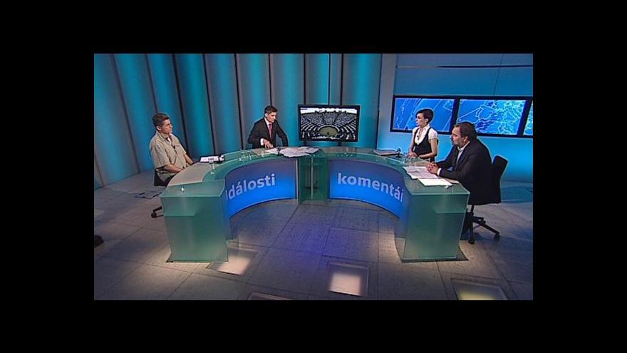 Video Předvolební debata: Občanská konzervativní strana, OBČANÉ2011, Věci veřejné