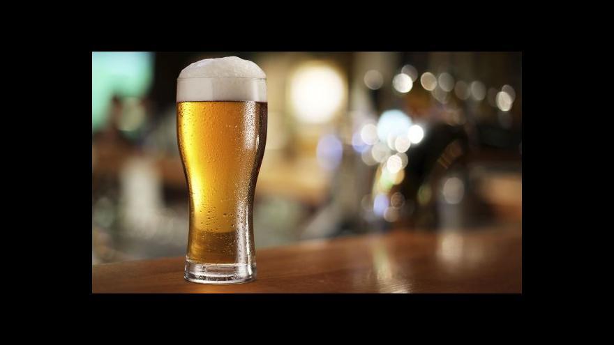 Video Ekonomika ČT24 o úpisu akcií pivovaru Lobkowicz