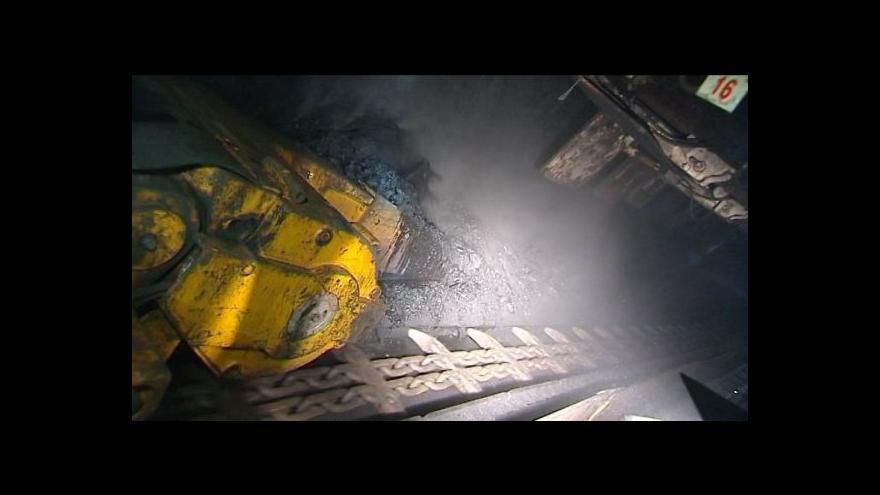 Video Vláda dá 600 milionů na Důl Paskov