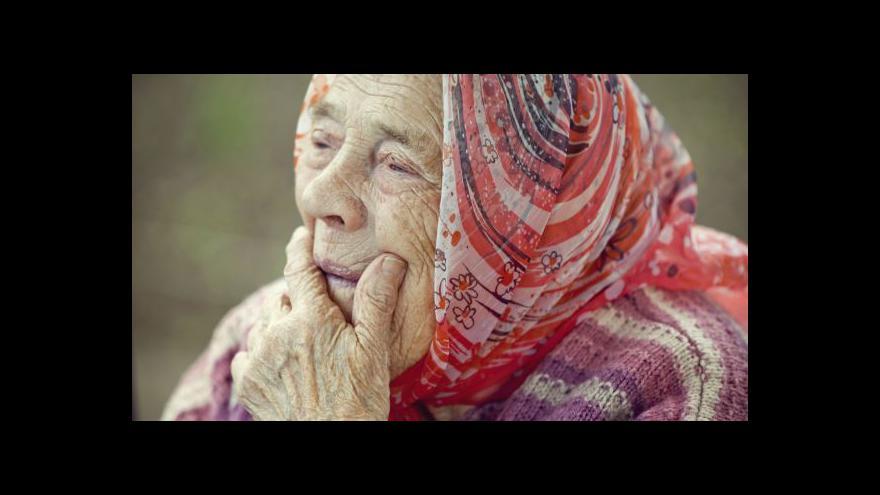 Video Tísňové tlačítko dodá seniorům pocit jistoty