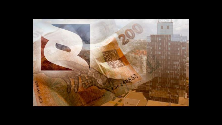 Video Do EGAP šly miliardové dotace, ač měl dost svých prostředků