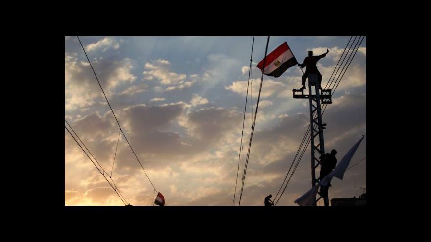 Video Arabista: Poprava za demonstrace je i na tamní poměry drakonická