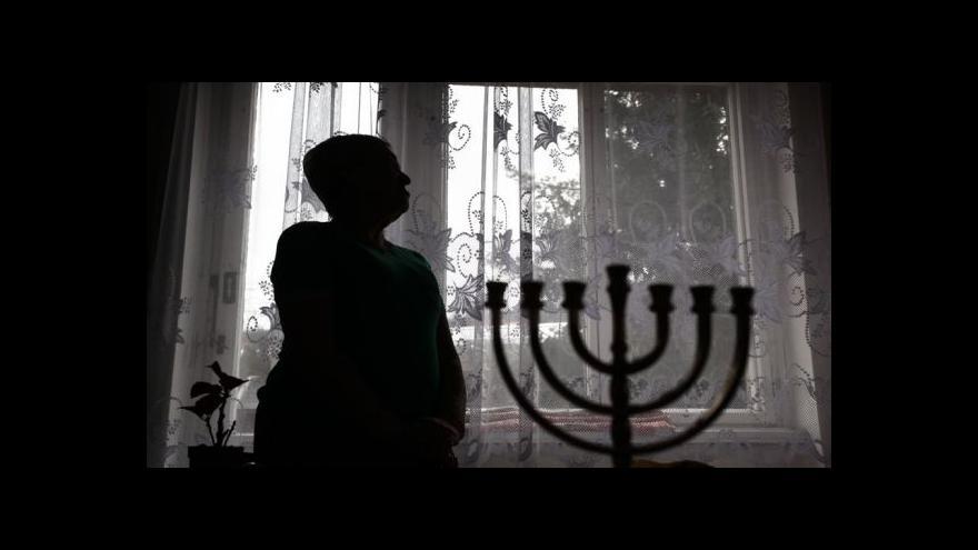 Video Jména obětí holocaustu zazněla napříč Českem