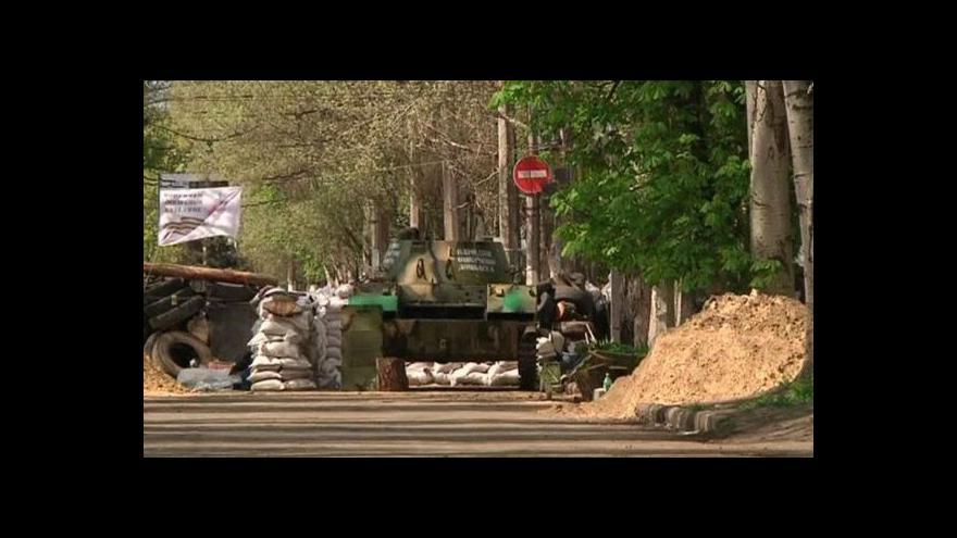 Video Události: Další propouštění členů mise OBSE se zatím nechystá