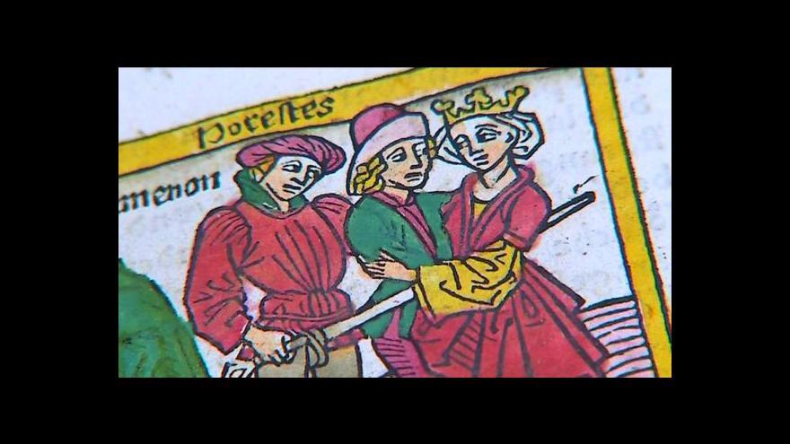 Video Středověký bulvár podle Boccaccia
