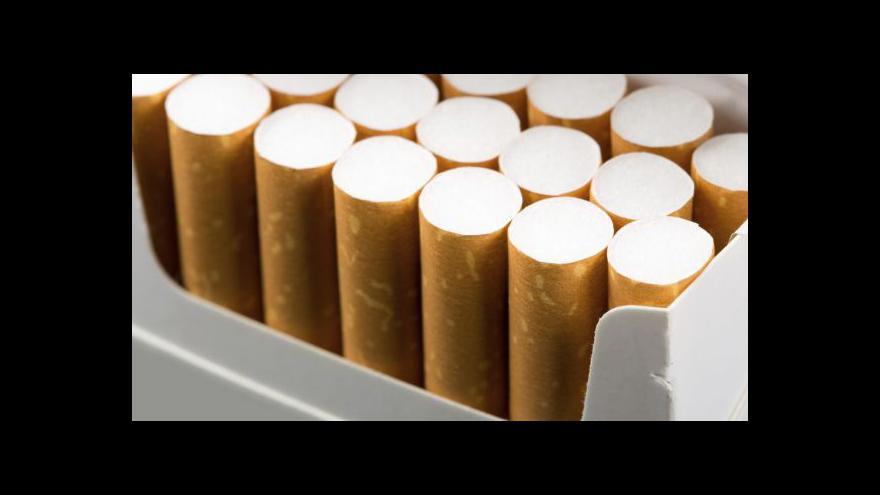 Video Události: Ministerstvo proti předzásobení cigaretami