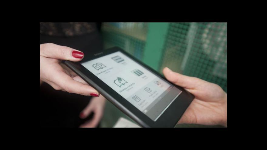 Video Jihočeská vědecká knihovna spustila půjčování e-knih