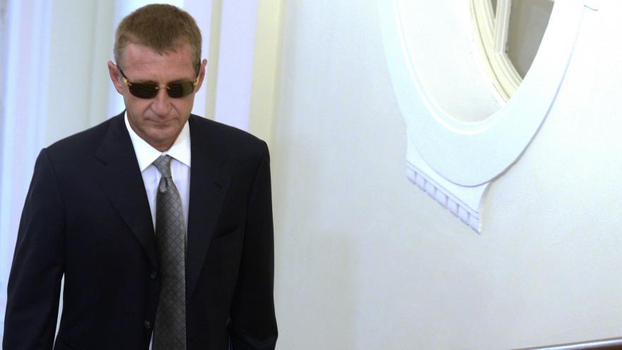 Video 90' ČT24 - Vrchní soud nechal sledovat lobbistu Janouška