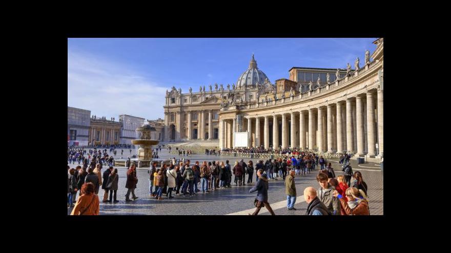 Video Události: Přípravy na svatořečení papežů