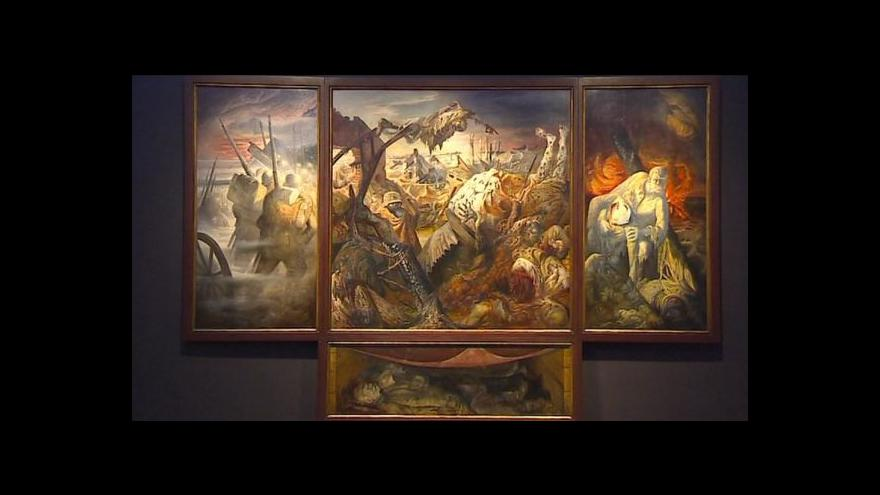 Video Válka podle Otto Dixe