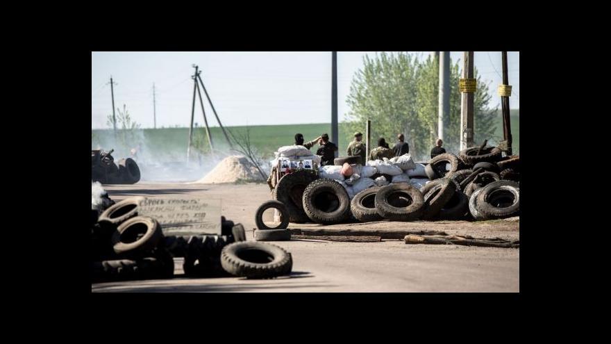 Video Západ plánuje další rozšíření sankcí na Rusko