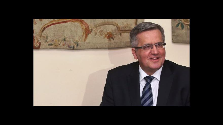 Video Komorowski: Většina států NATO armádu okleštila – a Rusko zbrojilo