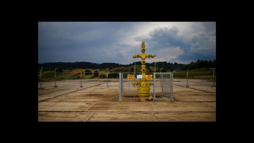 Video Plyn? Ruský trumf v ukrajinské krizi